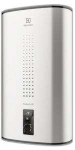 Электрический накопительный водонагреватель на 50 литров Electrolux EWH-50 Centurio IQ Silver